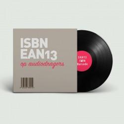 ISBN / EAN 13 barcode nummer bestellen