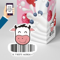 Barcode creative design ART