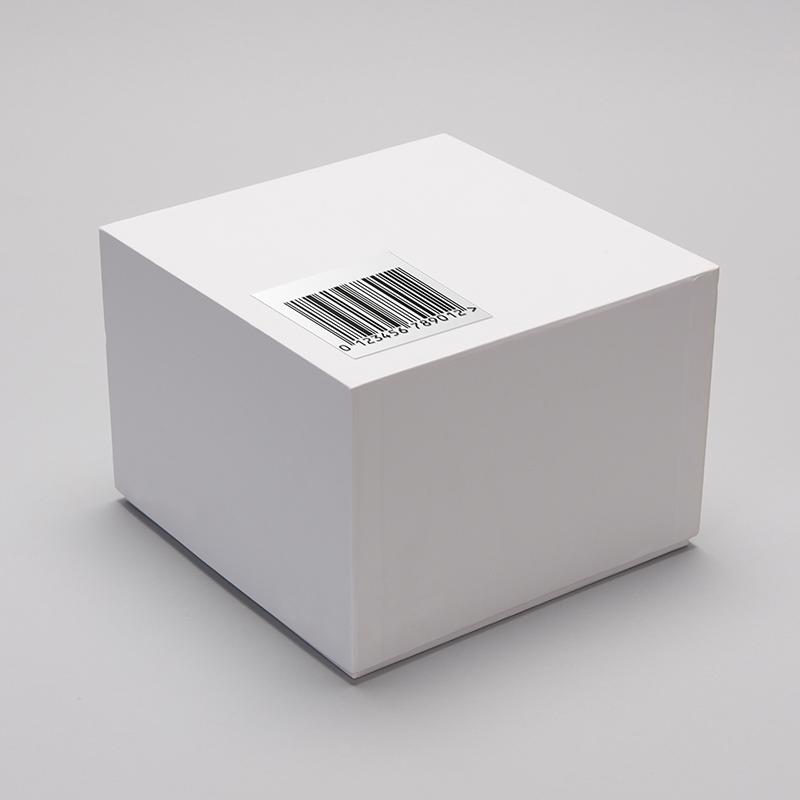 Barcode afbeelding voor verpakkingen en omverpakkingen