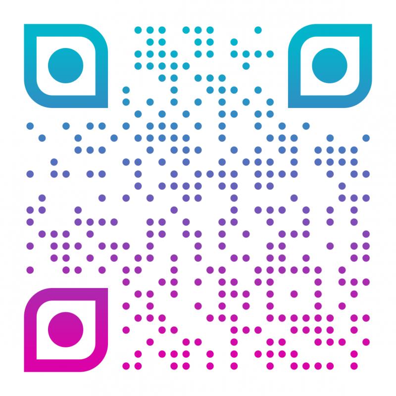 QR code met design