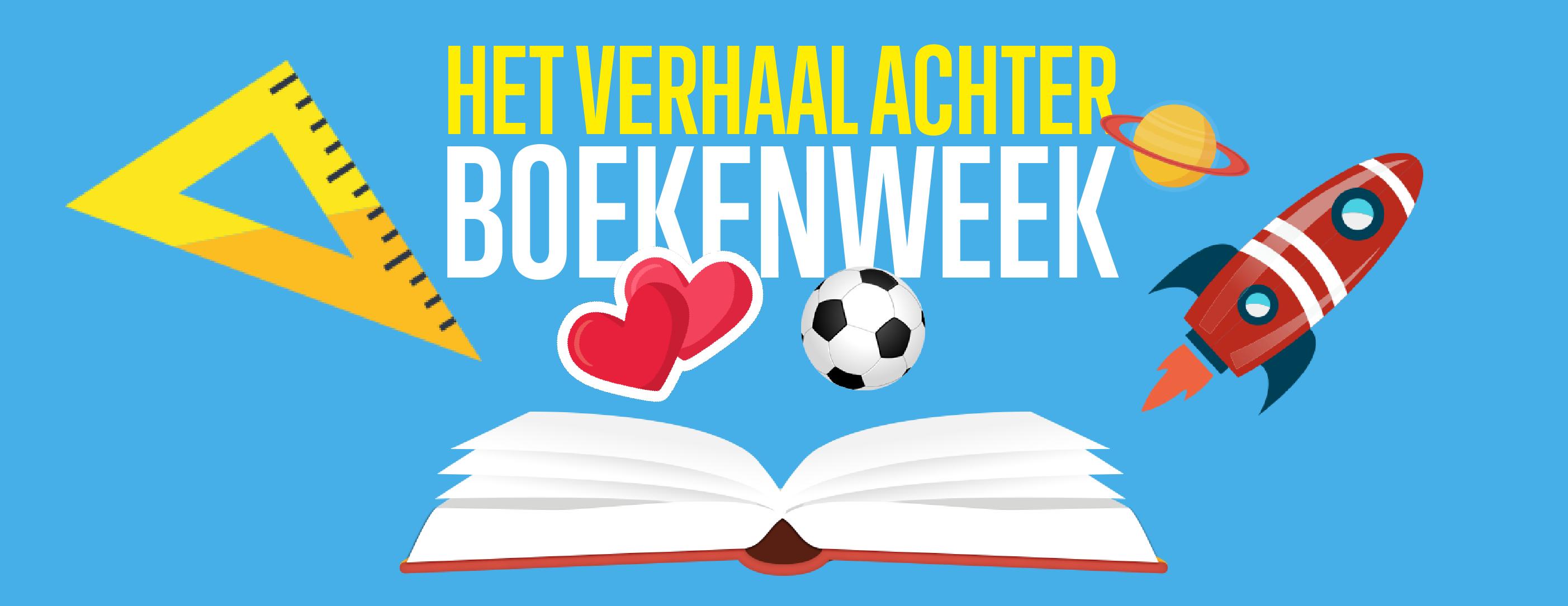 Wat is de Boekenweek en Boekenbal